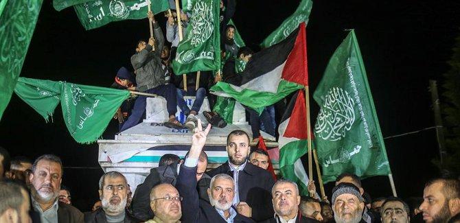 Hamas'tan 'Kudüs için yeni intifada' çağrısı