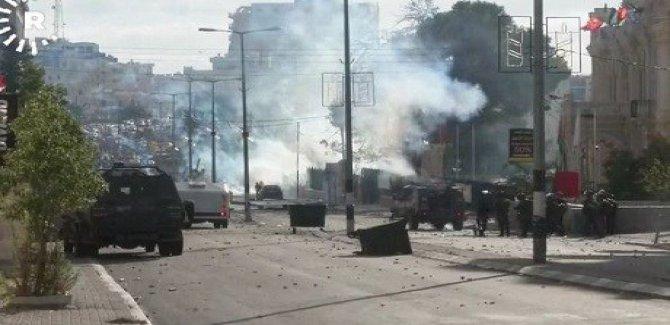 Batı Şeria'da tansiyon yükseldi CANLI YAYIN