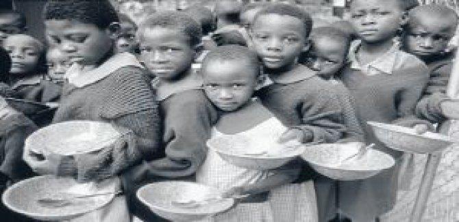 Kongo Demokratik Cumhuriyeti'nde 3,8 milyon kişi açlıkla karşı karş