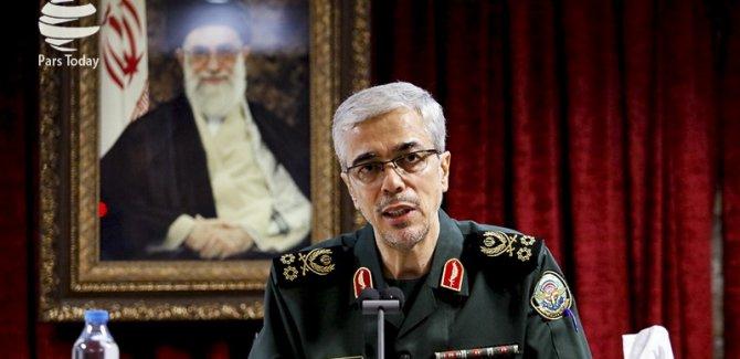 İran Genelkurmay Başkanı: Kudüs İslam ve müslümanlara aittir
