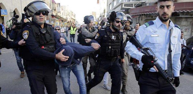 Batı Şeria ve Doğu Kudüs'te 150 Filistinli gözaltına alındı