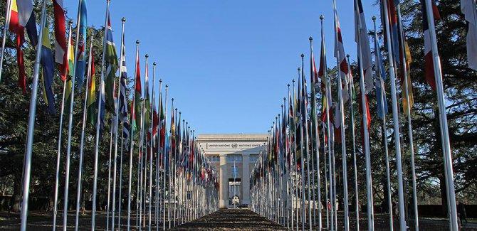 Suriye konulu Cenevre 8 görüşmeleri son haftasında