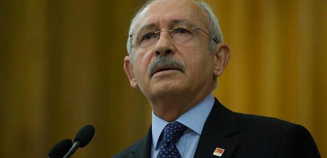 Kılıçdaroğlu, Soylu'dan şikayetçi oldu