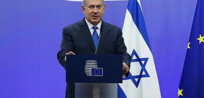 Netanyahu, AB'den beklediğini alamadı