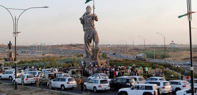 Kürt partilerine 'Kerkük' çağrısı
