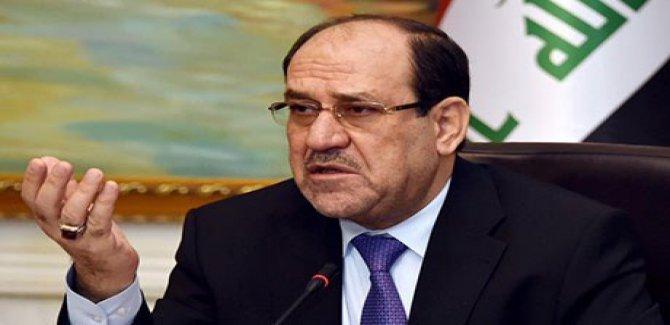 Maliki: Bağdat ile Erbil'in diyalog kurması gerekiyor