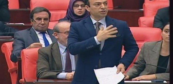 'Ben Kürdistan vekiliyim' diyen Baydemir'e ceza verildi