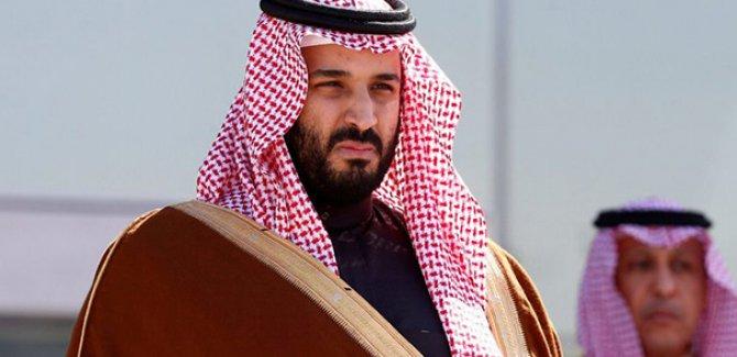 İŞGALCİ İsrail'den Suudi Arabistan Veliaht Prensi'ne davet