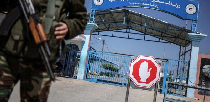 İşgal güçleri Gazze ile sınır kapılarını kapattı
