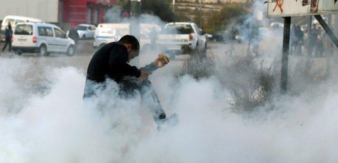 İsrail, Filistinlilere karşı zehirli kimyasal gaz kullandı