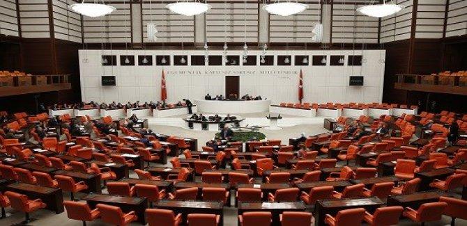 Mecliste Kürdistan tartışması