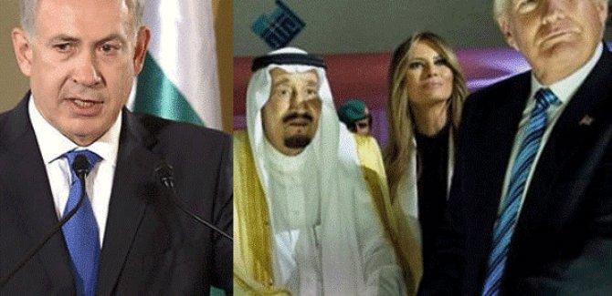 ABD, İsrail ve S.Arabistan'ın ihanet planı ortaya çıktı!