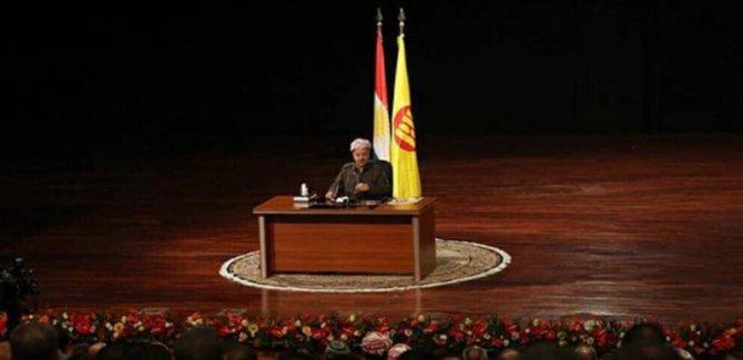 Barzani, Kanaat önderleri ve din adamlarıyla bir araya geldi