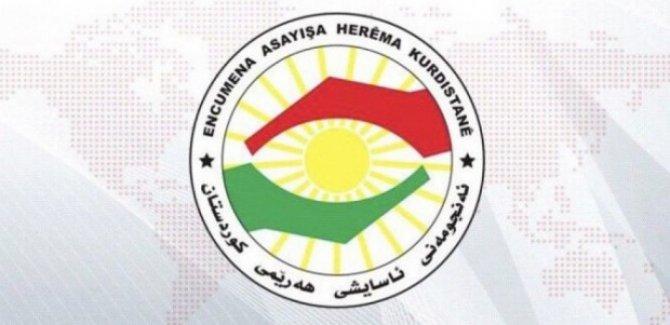 Kürdistan Güvenlik Ajansı: Iraklı güçler saldırı hazırlığında