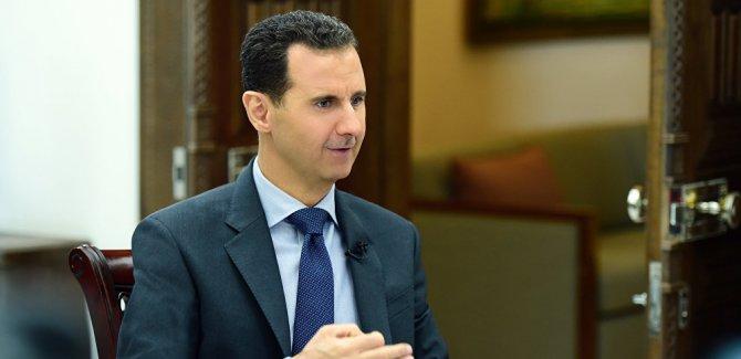Esad Fransa'yı 'teröre destekle' suçladı
