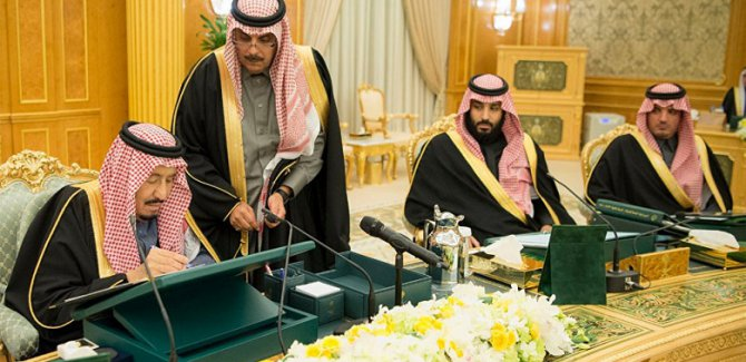 Suudi Arabistan tarihinin en büyük bütçesi açıklandı