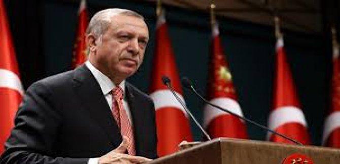 Erdoğan: ABD dünyada dolarla satın alınacak iradeler arıyor