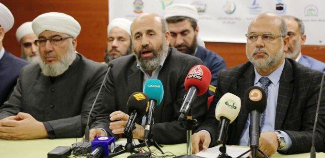 300 âlimden ortak karar: Siyonist İsrail ile normalleşme haramdır!