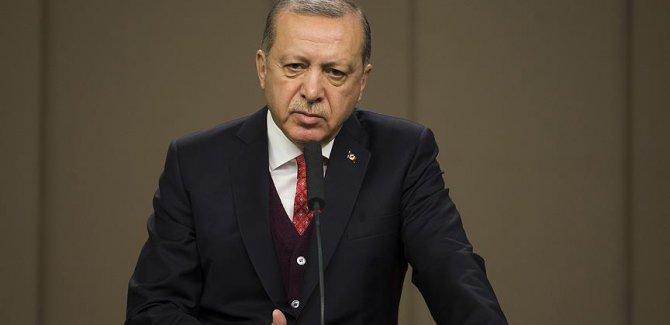 Erdoğan: Suriye'de Esed'le yürümek kesinlikle mümkün değildir