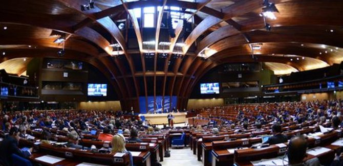 Avrupa Konseyi son KHK'leri incelemeye aldı