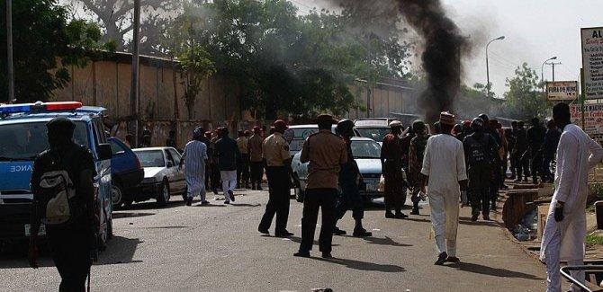 Nijerya'da intihar saldırısı: 5 ölü