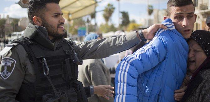 Batı Şeria ve Gazze'deki gösterilere müdahale: 116 yaralı