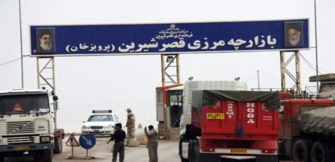 Pervizxan Sınır Kapısı açıldı
