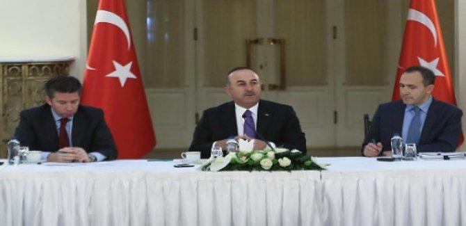 Çavuşoğlu'dan Erbil yanıtı: Emin olmalıyız