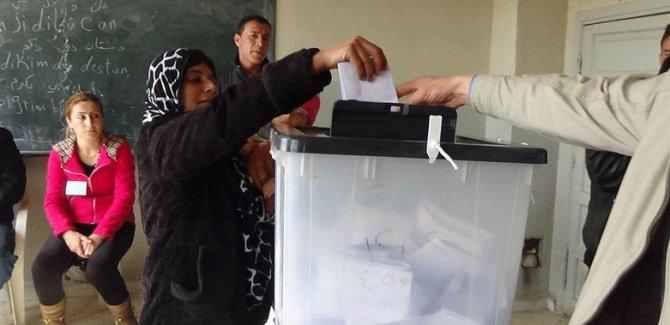 Batı Kürdistan'da yapılması planlanan seçimler ertelendi