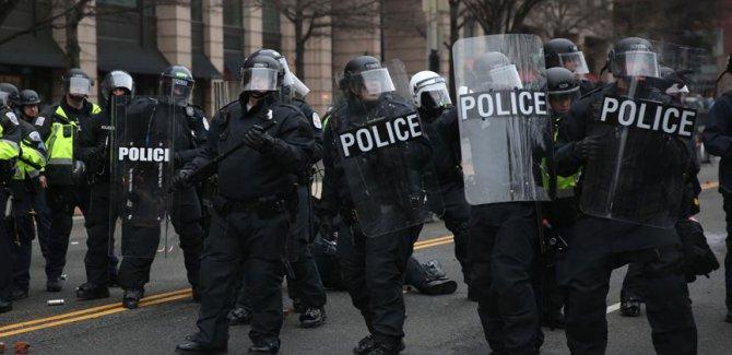 'ABD polisi 2017'de 987 kişiyi öldürdü'