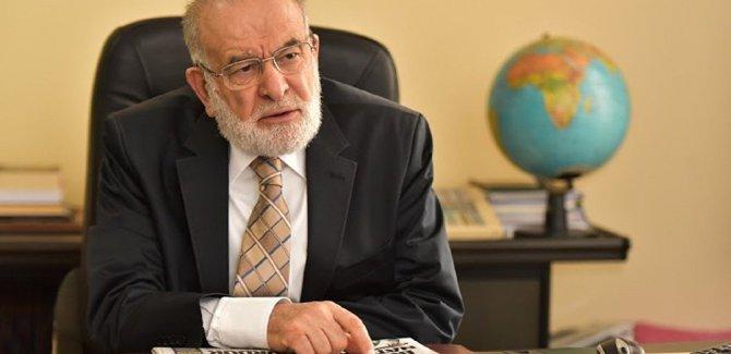 Karamollaoğlu'ndan Erdoğan'a 100 bin imza yanıtı