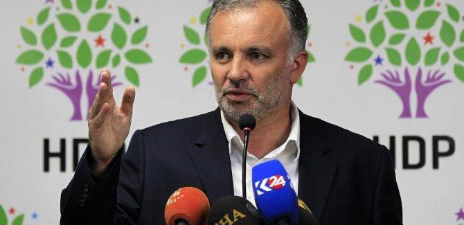 HDP'li Bilgen'den isim tartışmalarına tepki