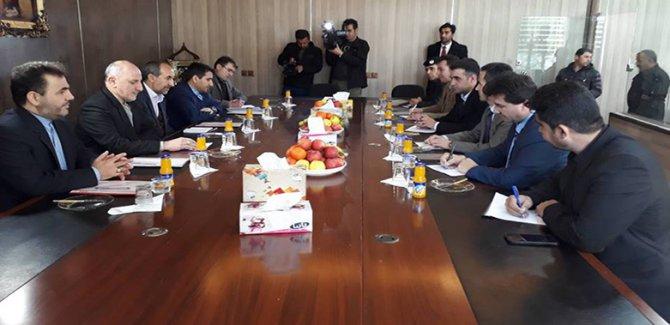 Kürdistan İran ve Kürdistanlı yetkililerden ticari ilişkileri geliştirme mesajı