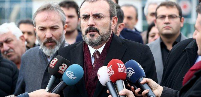 AK Parti'den MHP ile ittifak açıklaması
