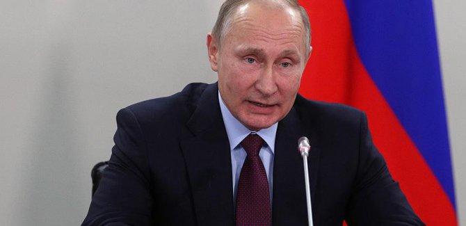 Putin: Rus üslerine yapılan saldırıların arkasında Türkiye yok