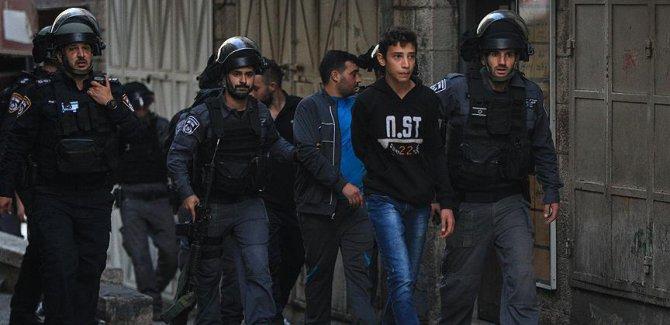 AB'den İsrail'e 'Filistinli çocuklara gözaltı' tepkisi