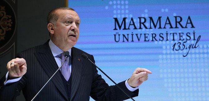 Erdoğan:Yardımcı doçentlik artık olmayacak