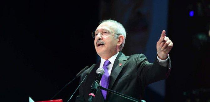 Kılıçdaroğlu'dan AYM eleştirisi