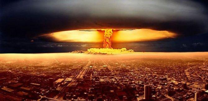 'Nükleer tehditle karşı karşıyayız'