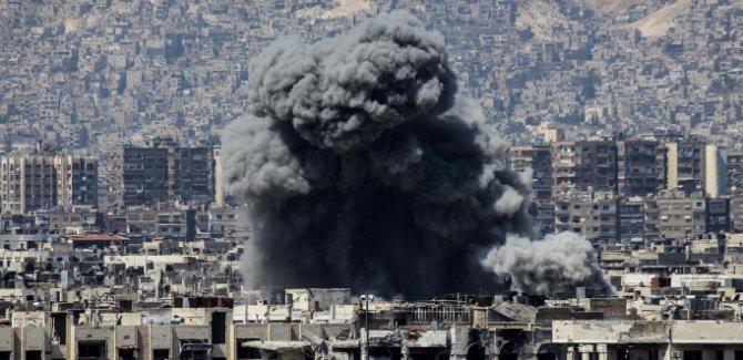 Suudi Arabistan'dan Husilere hava saldırısı