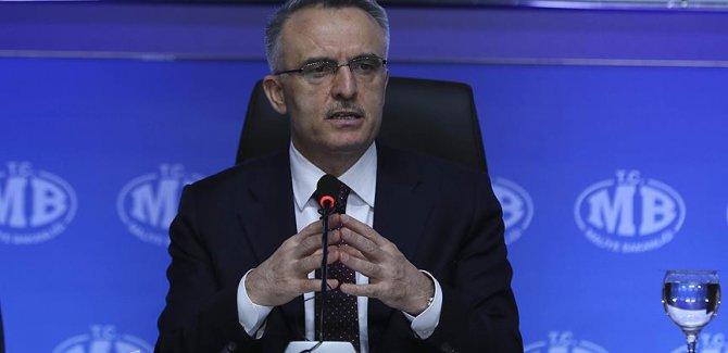 Ağbal: Bütçe 2017'de 47.4 milyar lira açık verdi