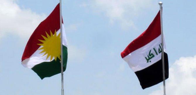 Bağdat ile Erbil arasında üst düzey görüşme
