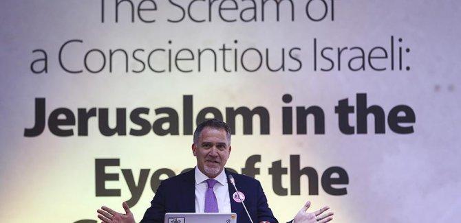 ''Terörist bir örgüt varsa o da İsrail ordusu''