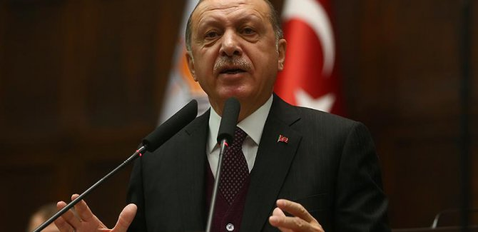 Erdoğan,dan Afrin ve Münbiç açıklaması