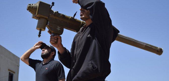 'ABD, Suriye'nin kuzeyindeki Kürtlere gizlice MANPAD füzeleri gönderdi'