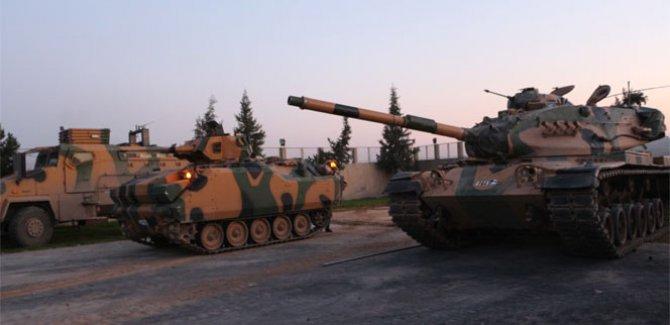 Tımes:Afrin operasyonu Türkiye ve ABD'yi karşı karşıya getirir