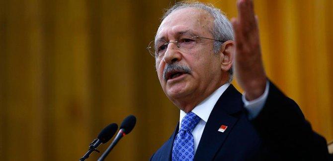 Kılıçdaroğlu: Ortadoğu'ya göndereceğiniz her silah acıyı büyütecektir