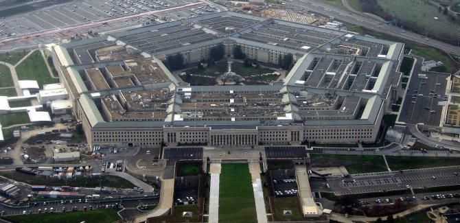 Pentagon: Afrin'de PYD unsurlarını desteklemiyoruz