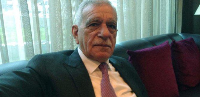Ahmet Türk'ten Afrin uyarısı