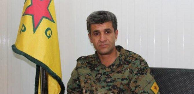 YPG: Türkiye'ye tehdit değiliz, sınırlarımızı koruyoruz